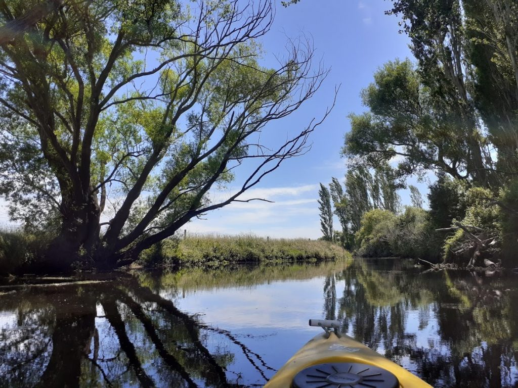 Kayaking in Christchurch